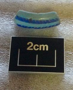 Roman glass bracelet 2015
