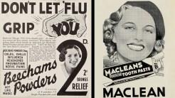 macleansadvert1930s