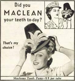 macleansadvert1946